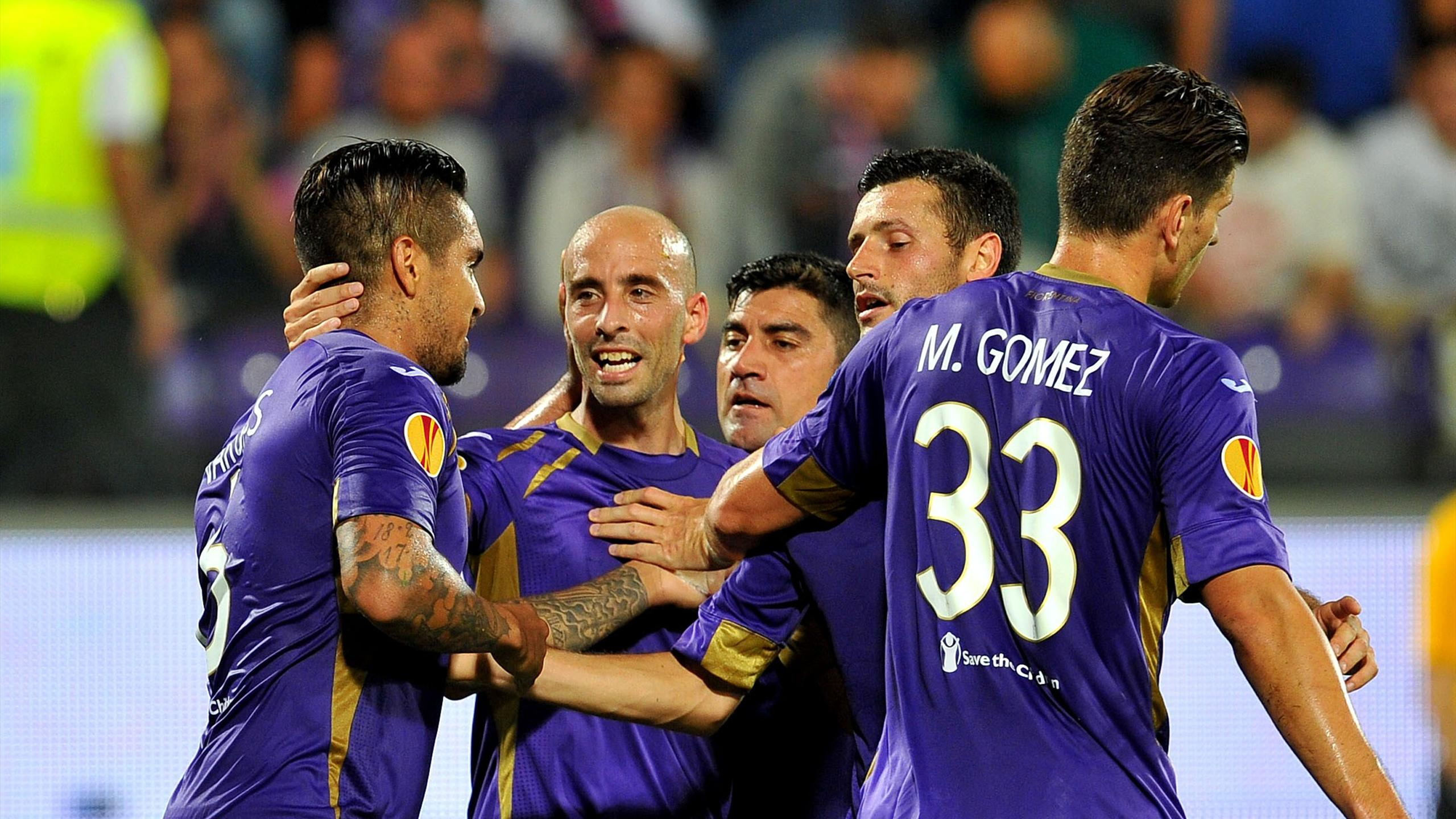 Video: Fiorentina vs Guingamp