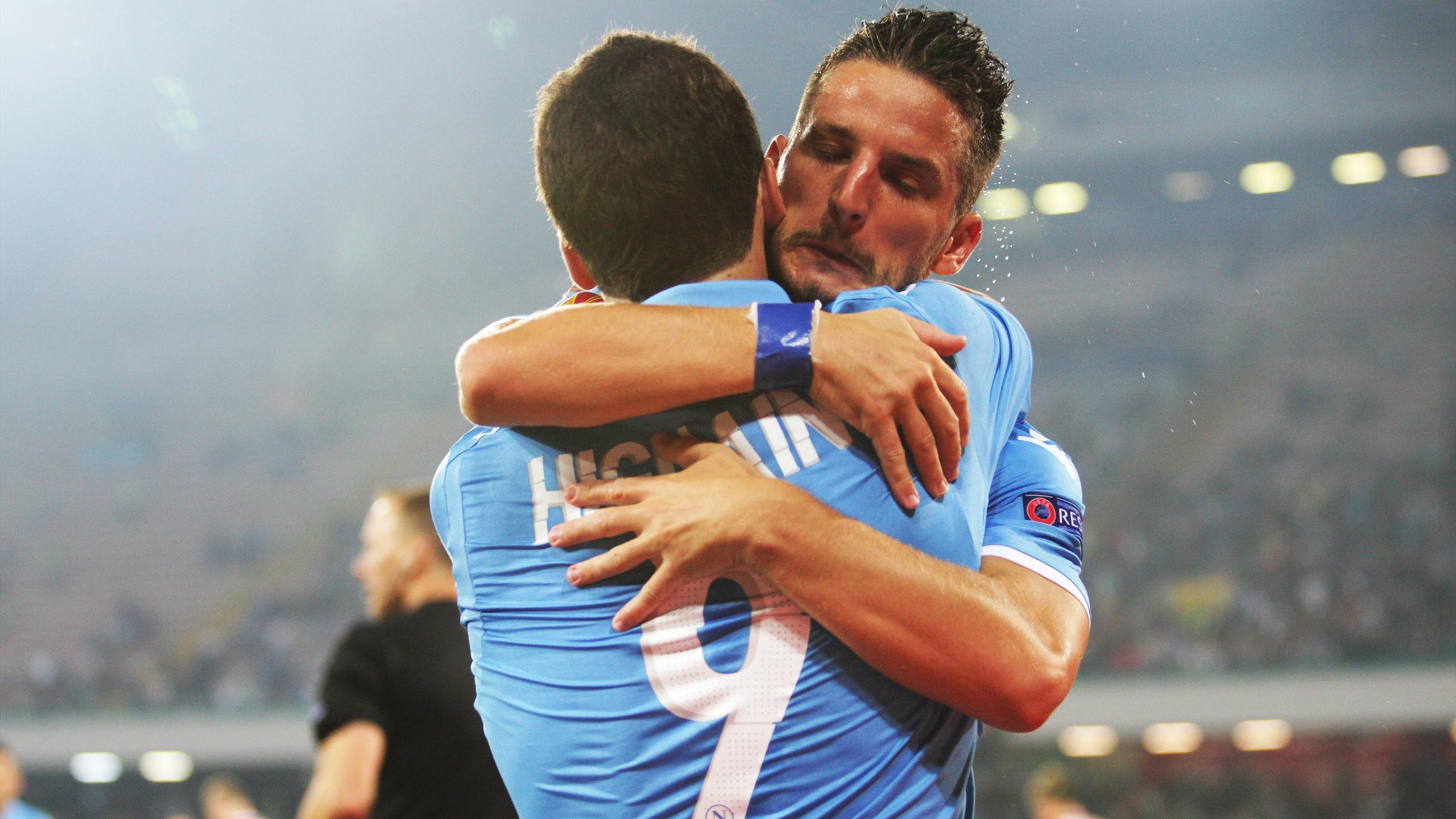 Video: Napoli vs Sparta Praha