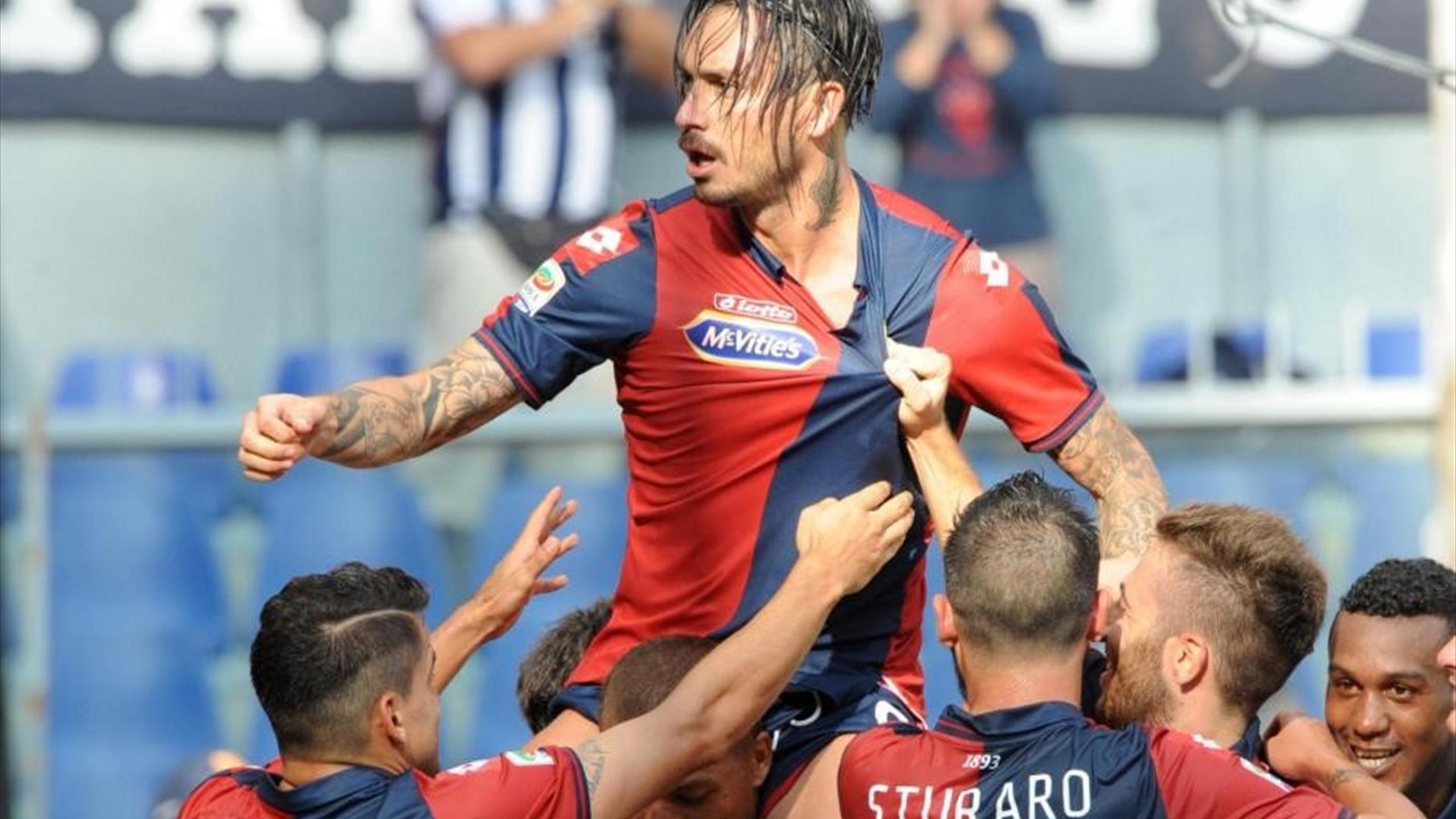 Video: Genoa vs Lazio