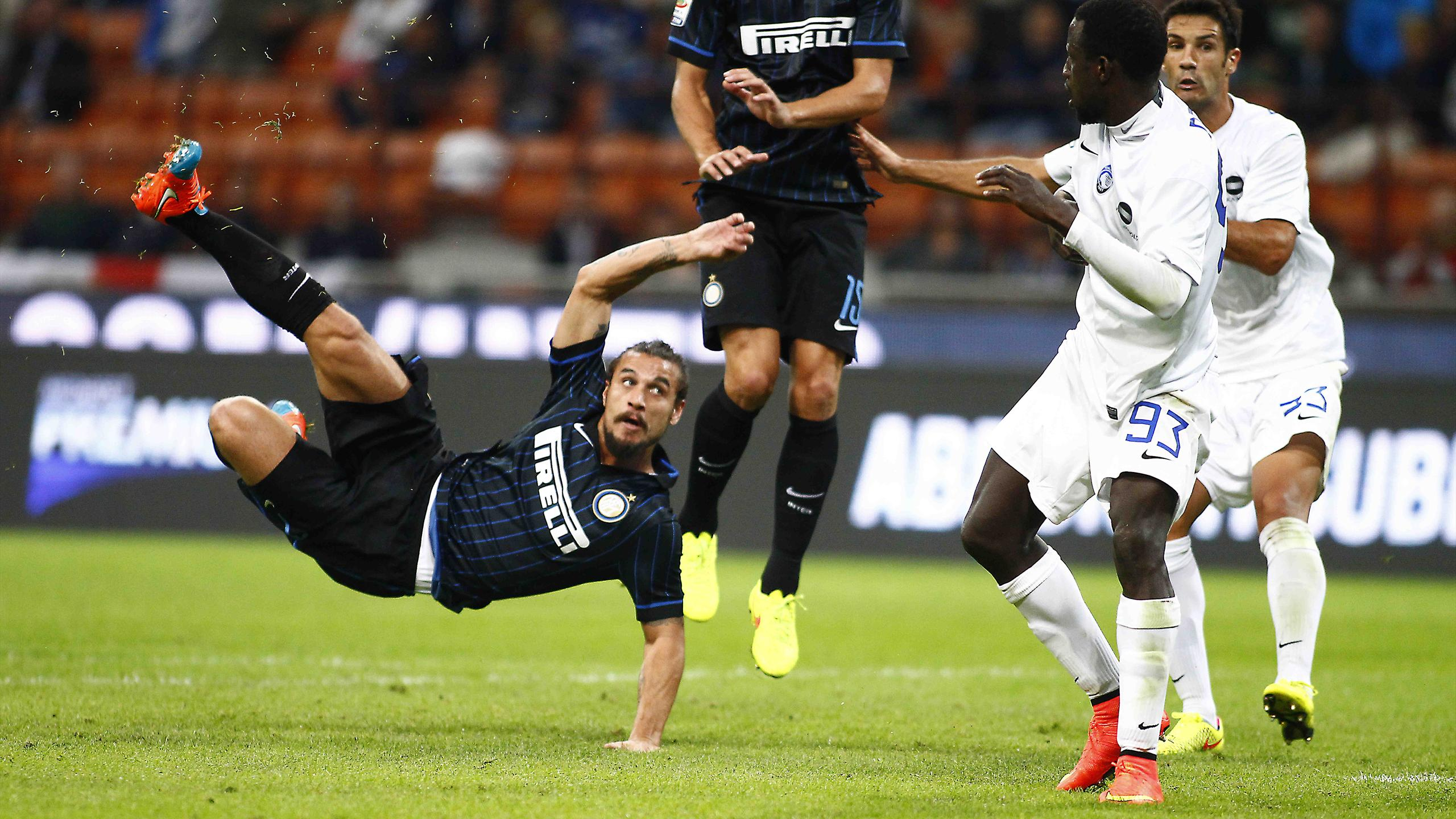 Video: Inter Milan vs Atalanta