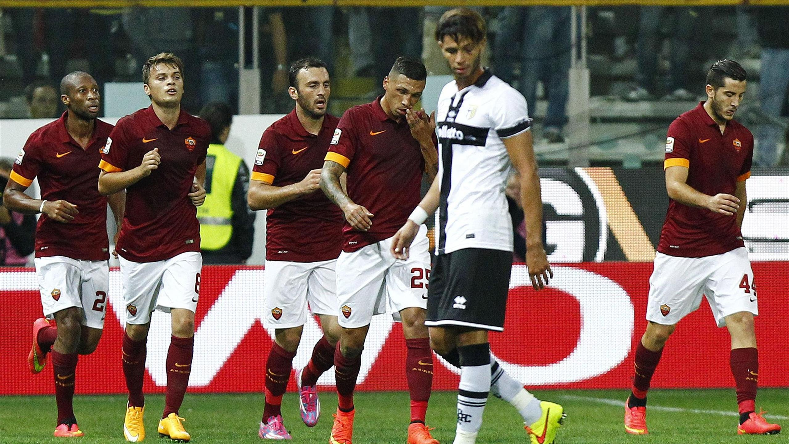 Video: Parma vs AS Roma