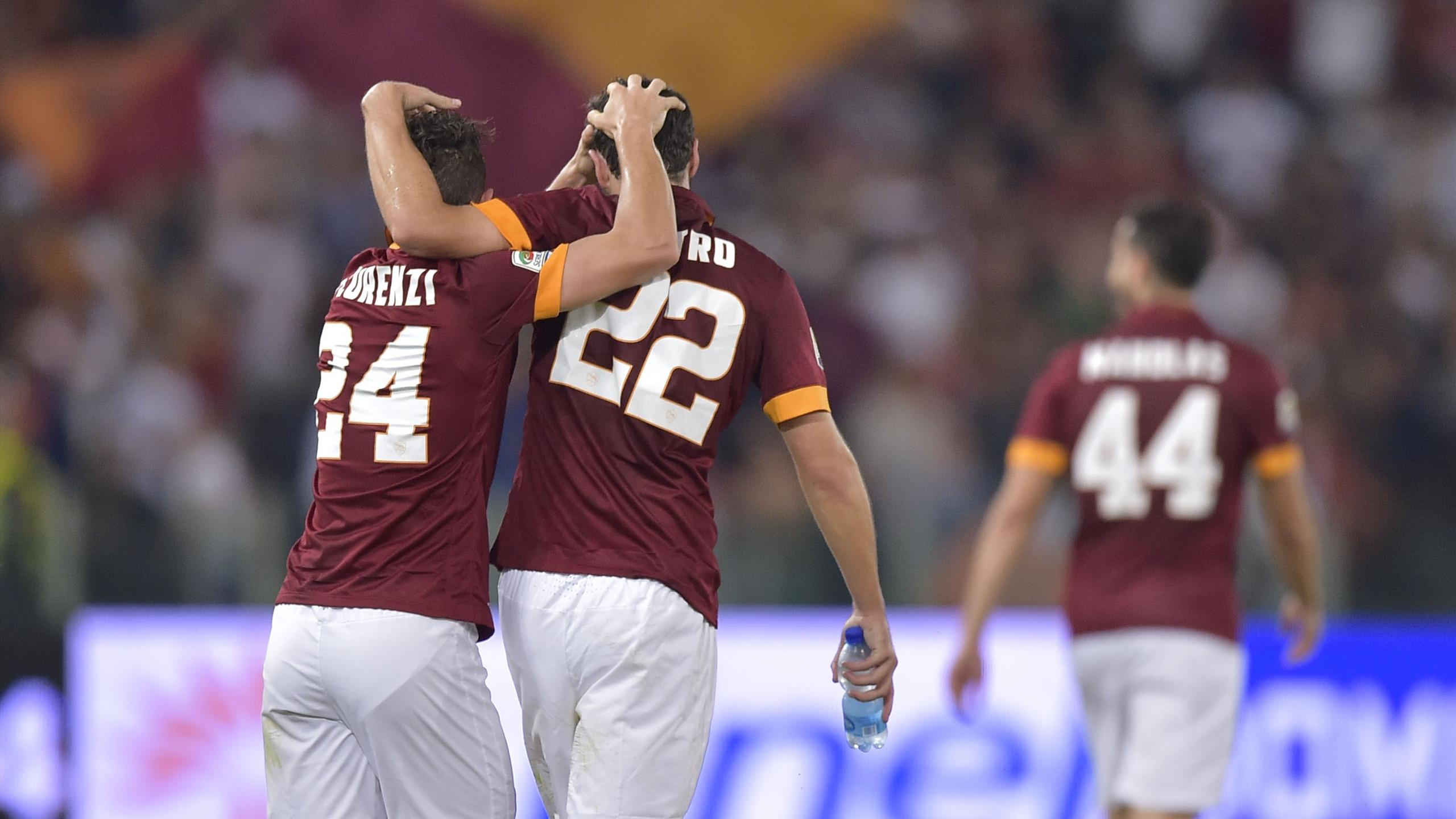 Video: AS Roma vs Hellas Verona