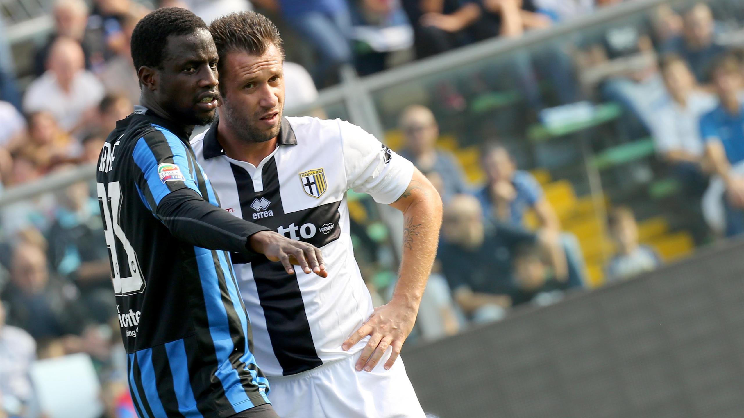 Video: Atalanta vs Parma