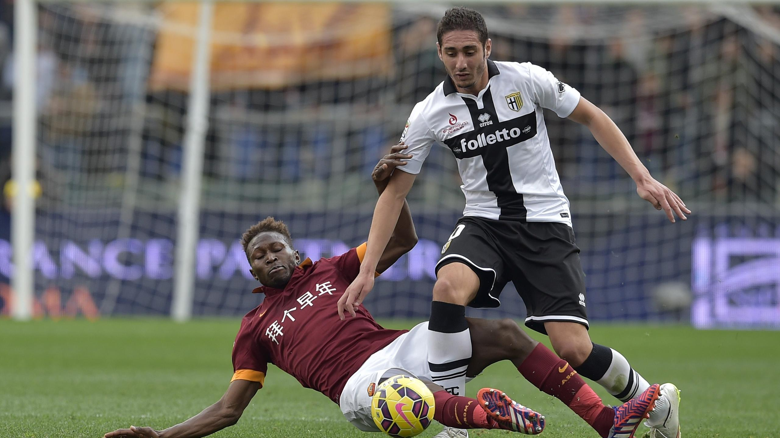 Video: AS Roma vs Parma