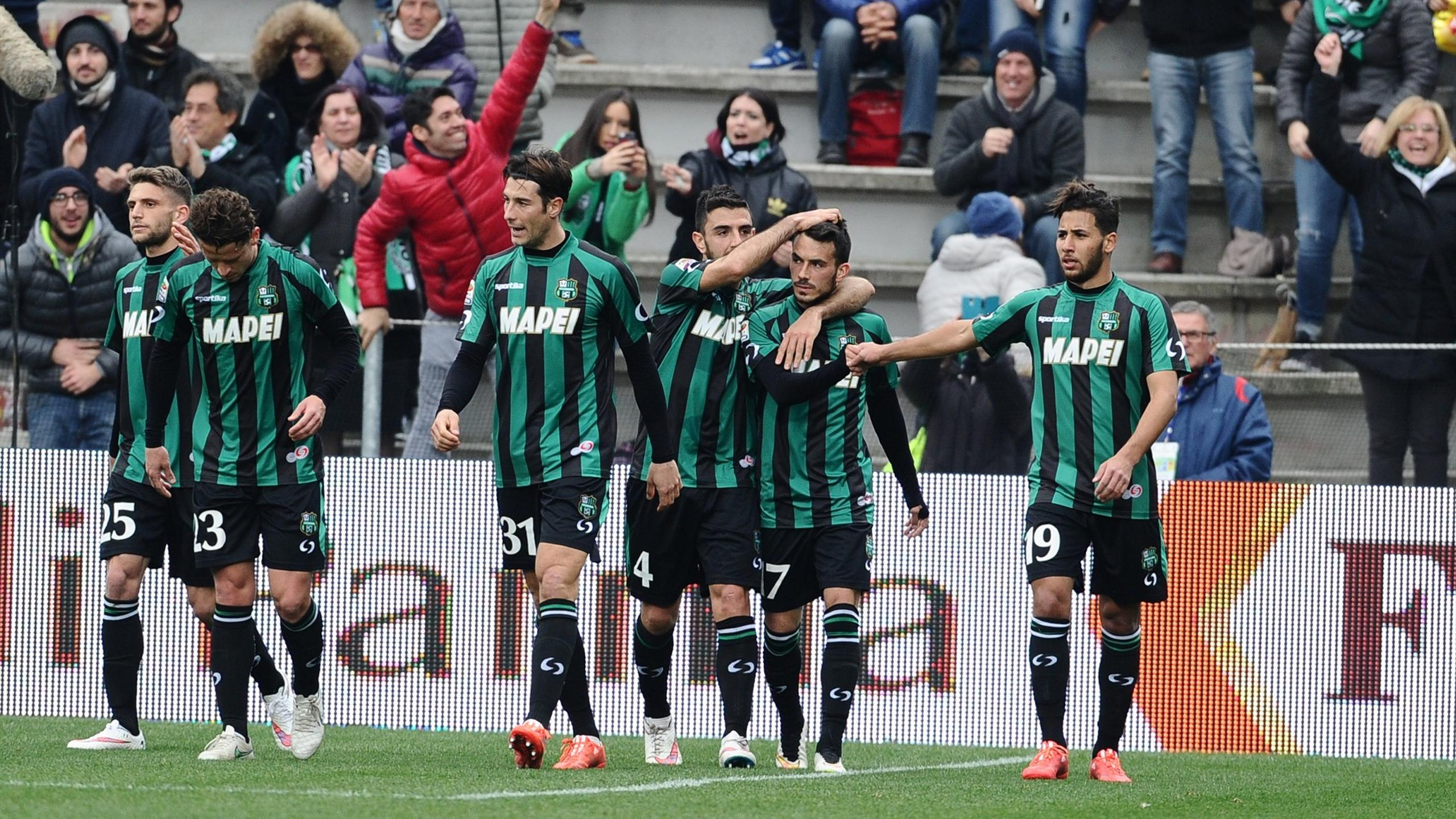 Video: Sassuolo vs Parma
