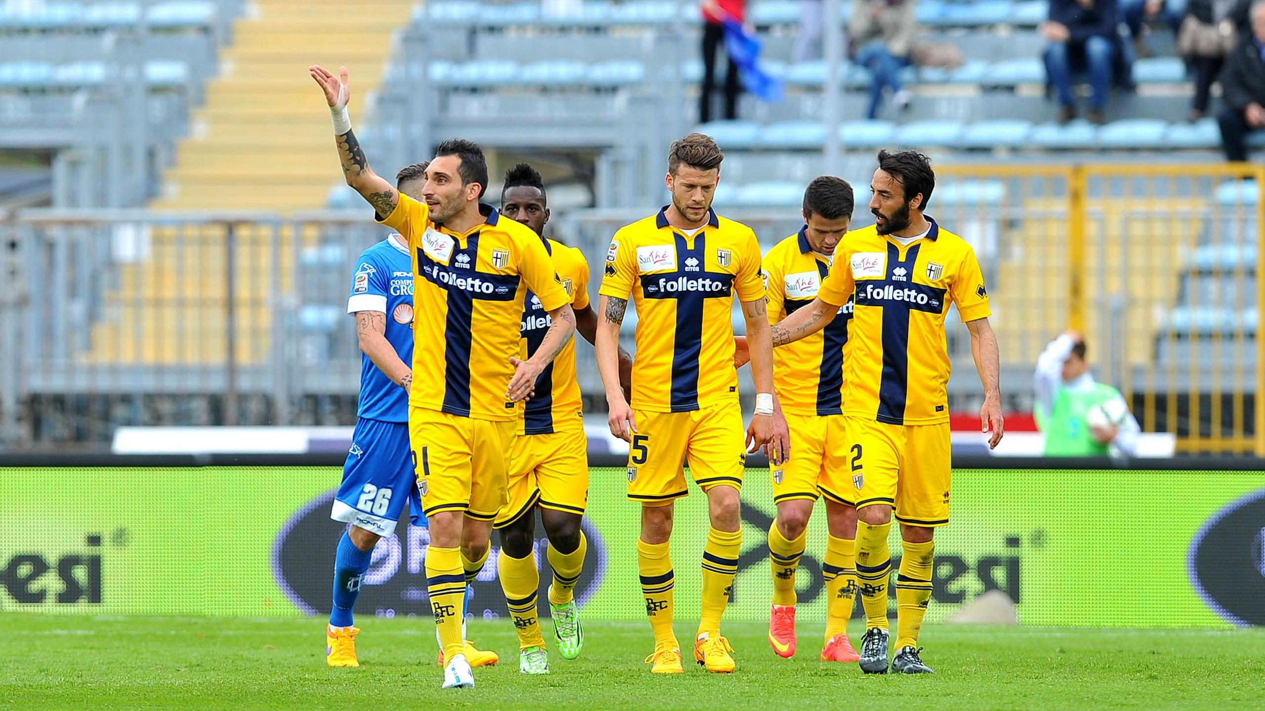 Video: Empoli vs Parma