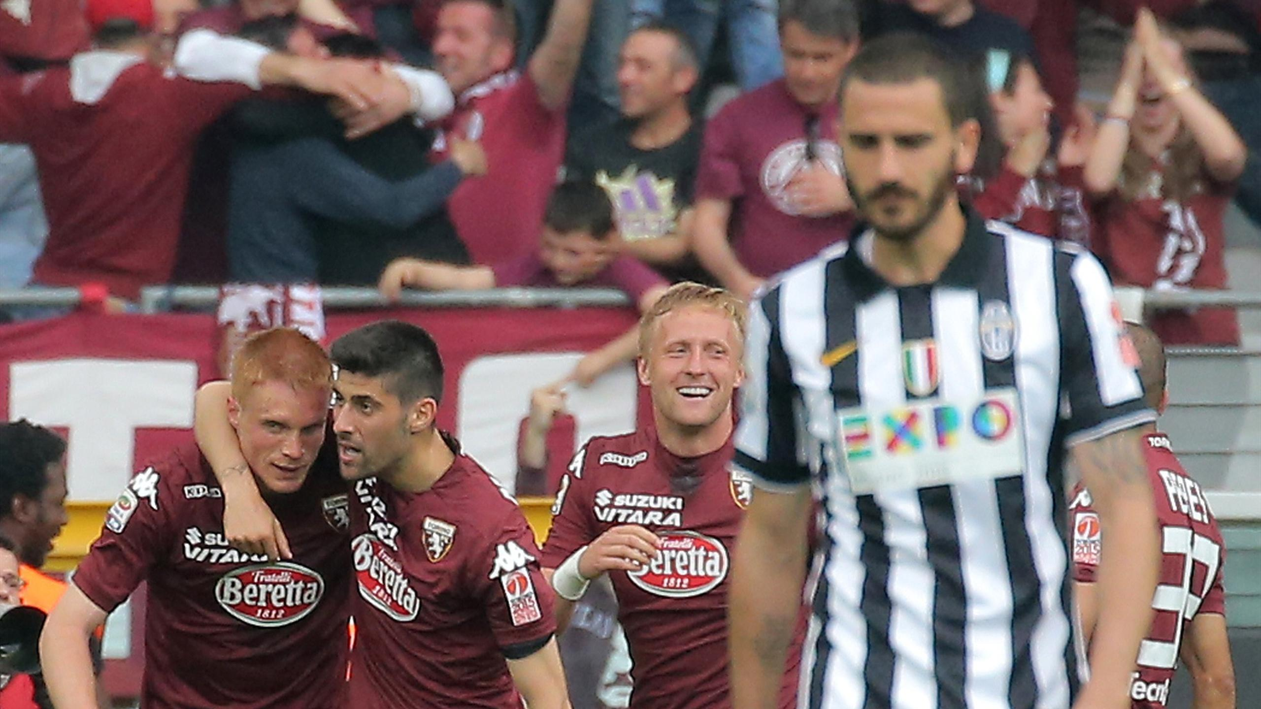 Serie A – Le pagelle di Torino-Juventus 2-1