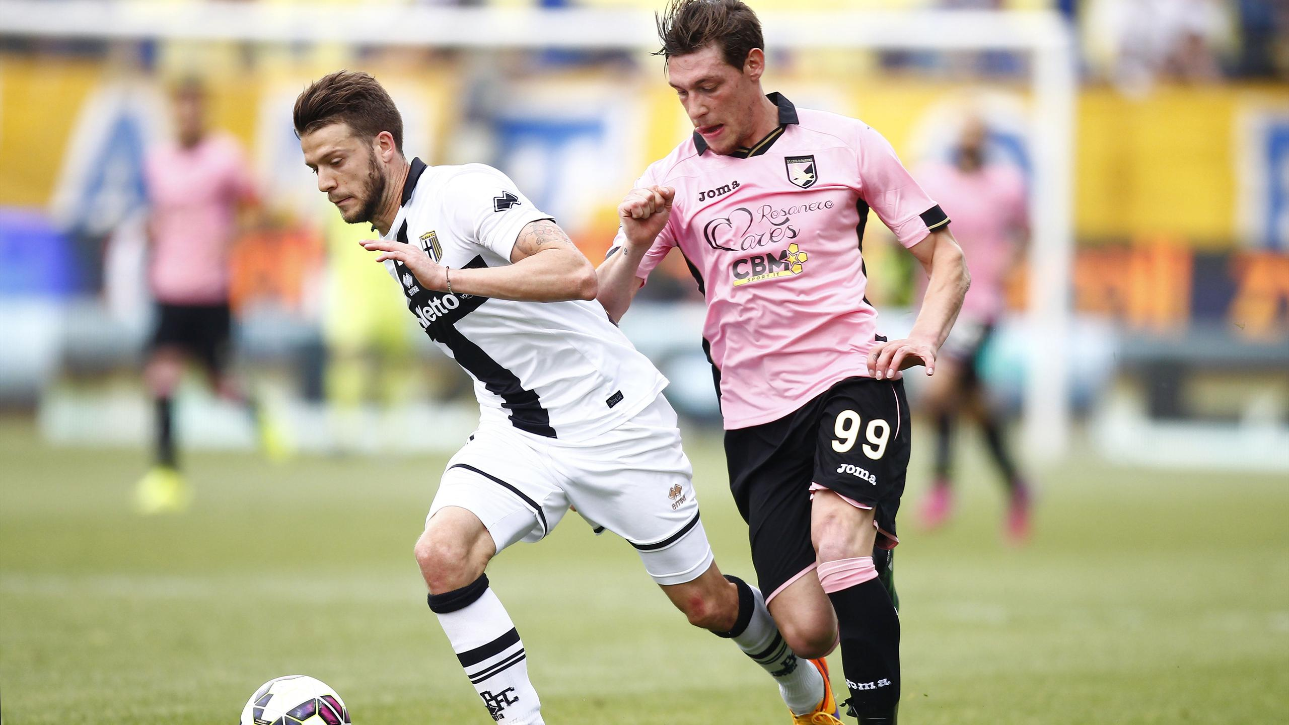 Video: Parma vs Palermo