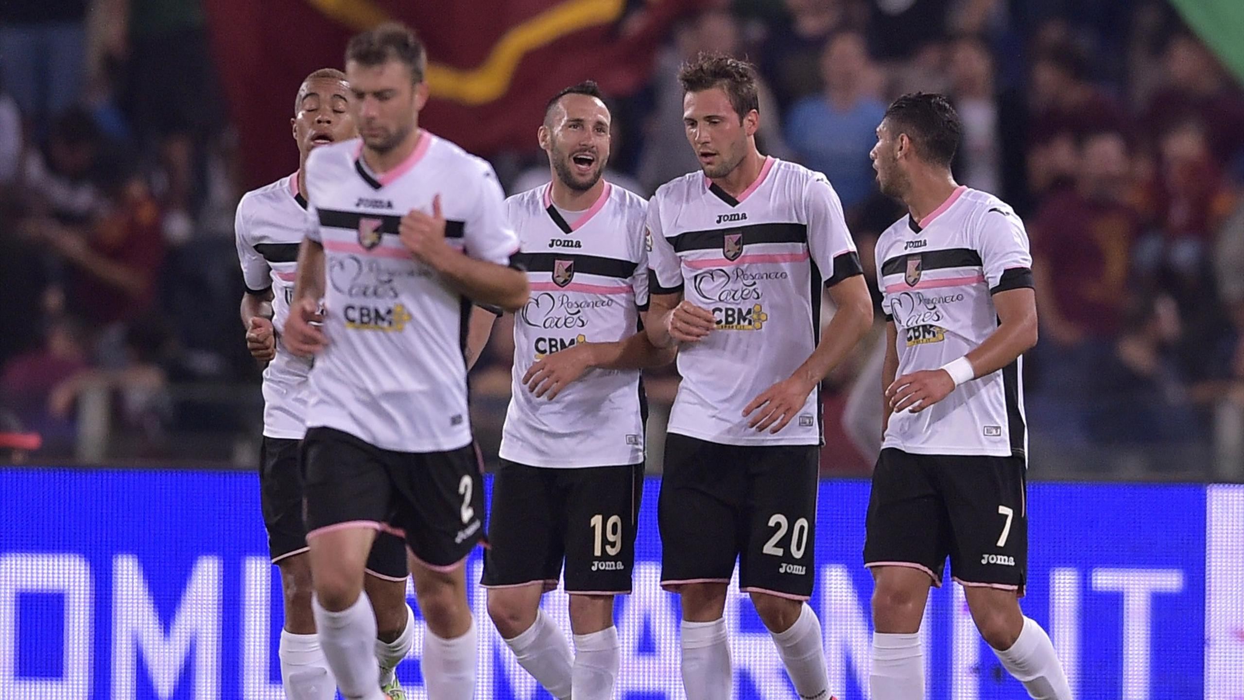 Video: AS Roma vs Palermo