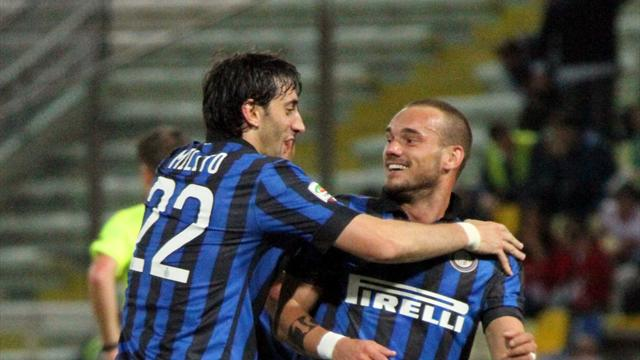 Europa League - Buon debutto dell'Inter: 3-0 all'Hajduk Spalato