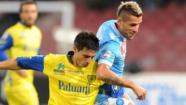 Serie A - Le pagelle di Napoli-Chievo 1-0