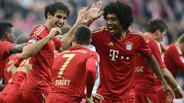Bundesliga - Assolo Bayern! 5-0 all'Hannover