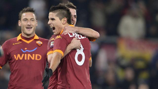 Catania vs AS Roma