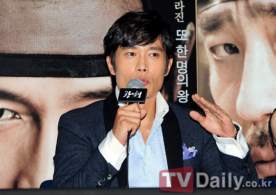 Actor Lee Byung Hun wins praise for his rolein 'Gwanghae: The Man Who Became King' film