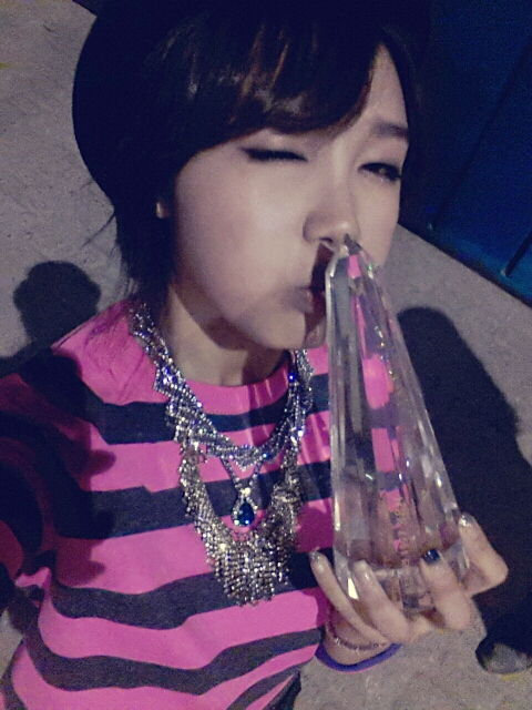 A Pink's Jung Eun Ji expresses thoughts on winning Style Icon