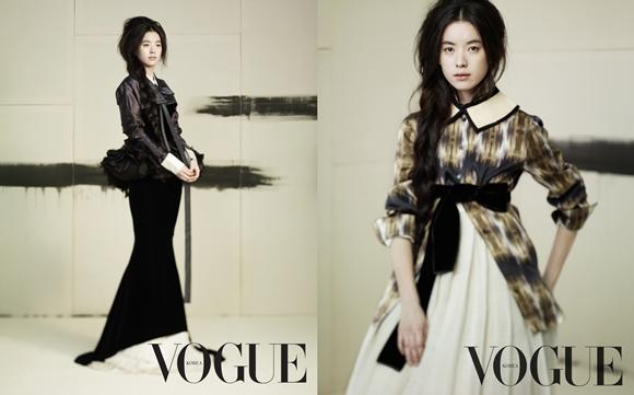 韓孝珠 演繹另一種王妃的高貴優雅氣質