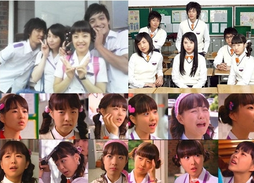 """3 n"""" {9 U8 h2 L# T% g, V3 P9 I - [& q4 {& @) q+ g+ x# X! p近日,某線上社區公開了標題為「朴寶英好像孩子般的7年前女高中生時期美貌」的照片。 6 C0 X1 B* J& s, i- S4 A 4 R"""" E& ?7 _3 k% b. _7 L5 a公開的照片是朴寶英出演出道作「秘密的校園」時的樣子。特別是,梳著兩條馬尾辮,身著校服的朴寶英擺出各種各樣可愛的表情,俘獲眾多男心。3 `7 C1 {0 d0 4 } & F5 R5 e$ c, r"""