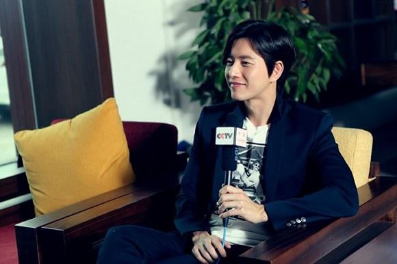 朴海鎮,出演中國人氣綜藝「快樂大本營」「超越國境的關注」