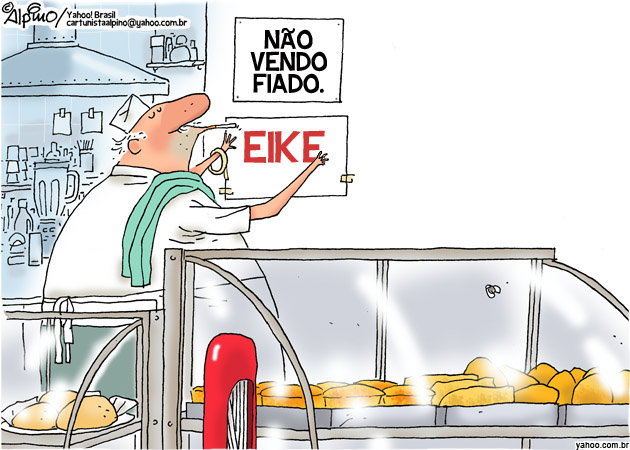 calote do Eike