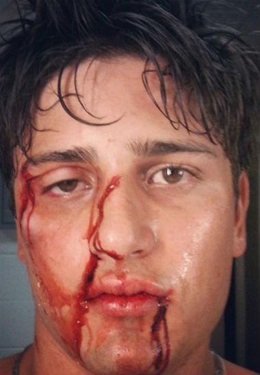 "Avenida Brasil"": ator Daniel Rocha posta foto de Roni ..."