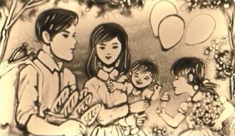 Clip 'Tình cha' khiến bạn trẻ rơi nước mắt