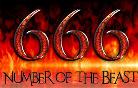 con số 666