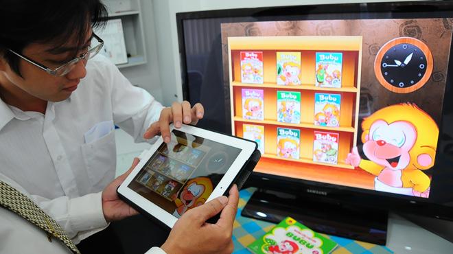 Khai trương Công ty TNHH sách điện tử Trẻ - ảnh 1