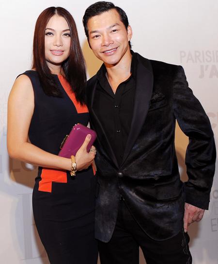 Vợ chồng Trương Ngọc Ánh - Trần Bảo Sơn.