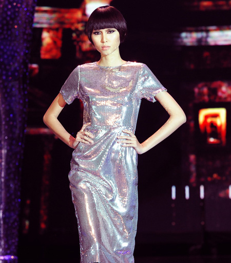 Top 6 Vietnam's Next Top Model 2011 - Thùy Dương.