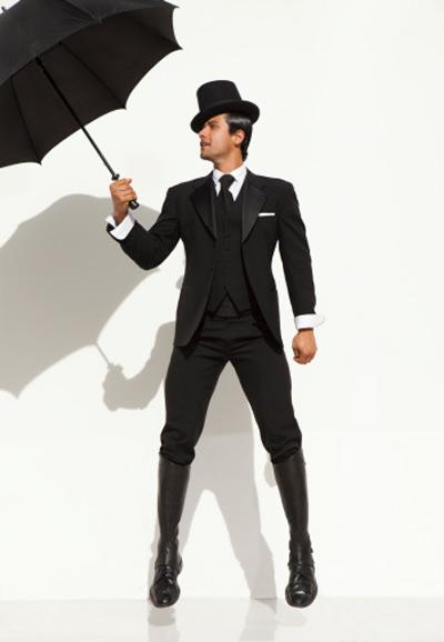 Trang phục nên tránh trong mùa mưa