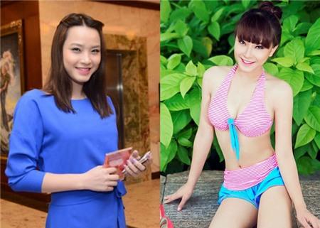 5 mỹ nhân hở bạo mới của showbiz Việt