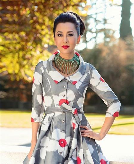 Kỳ Duyên: 'Văn hóa Việt chỉ ngồi rình để chỉ trích' | Kỳ Duyên,văn hoá Việt,văn hoá phương Tây,MC Kỳ Duyên