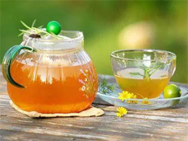 Phương pháp giảm cân bằng mật ong, Làm đẹp,