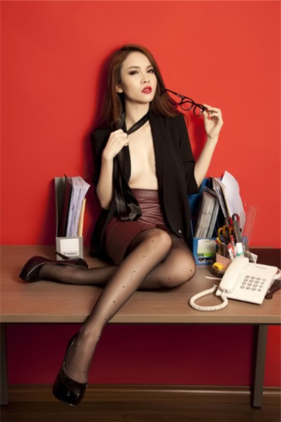 Yến Trang: Tân