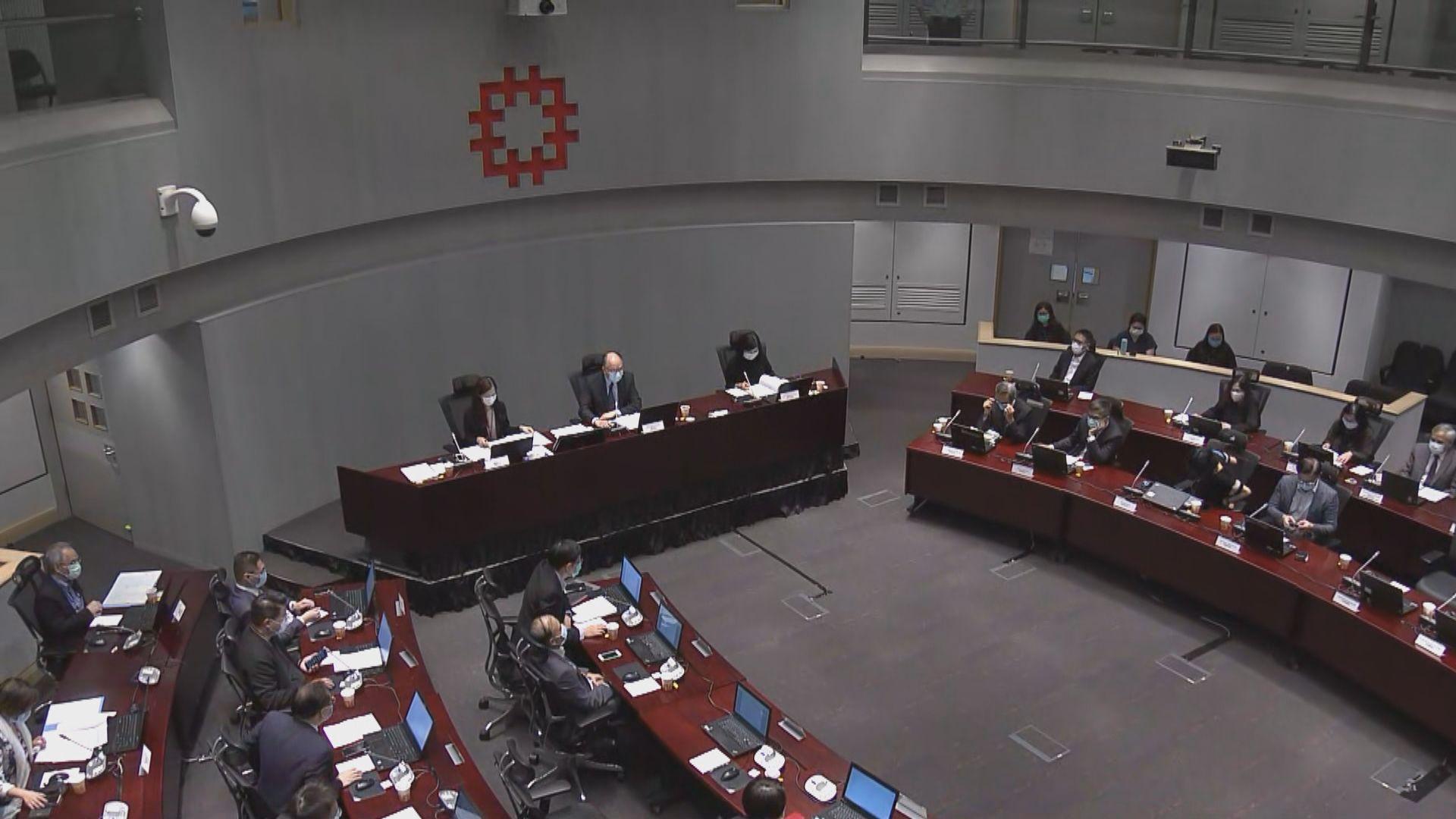 房委會委員要求今年凍結公屋租金