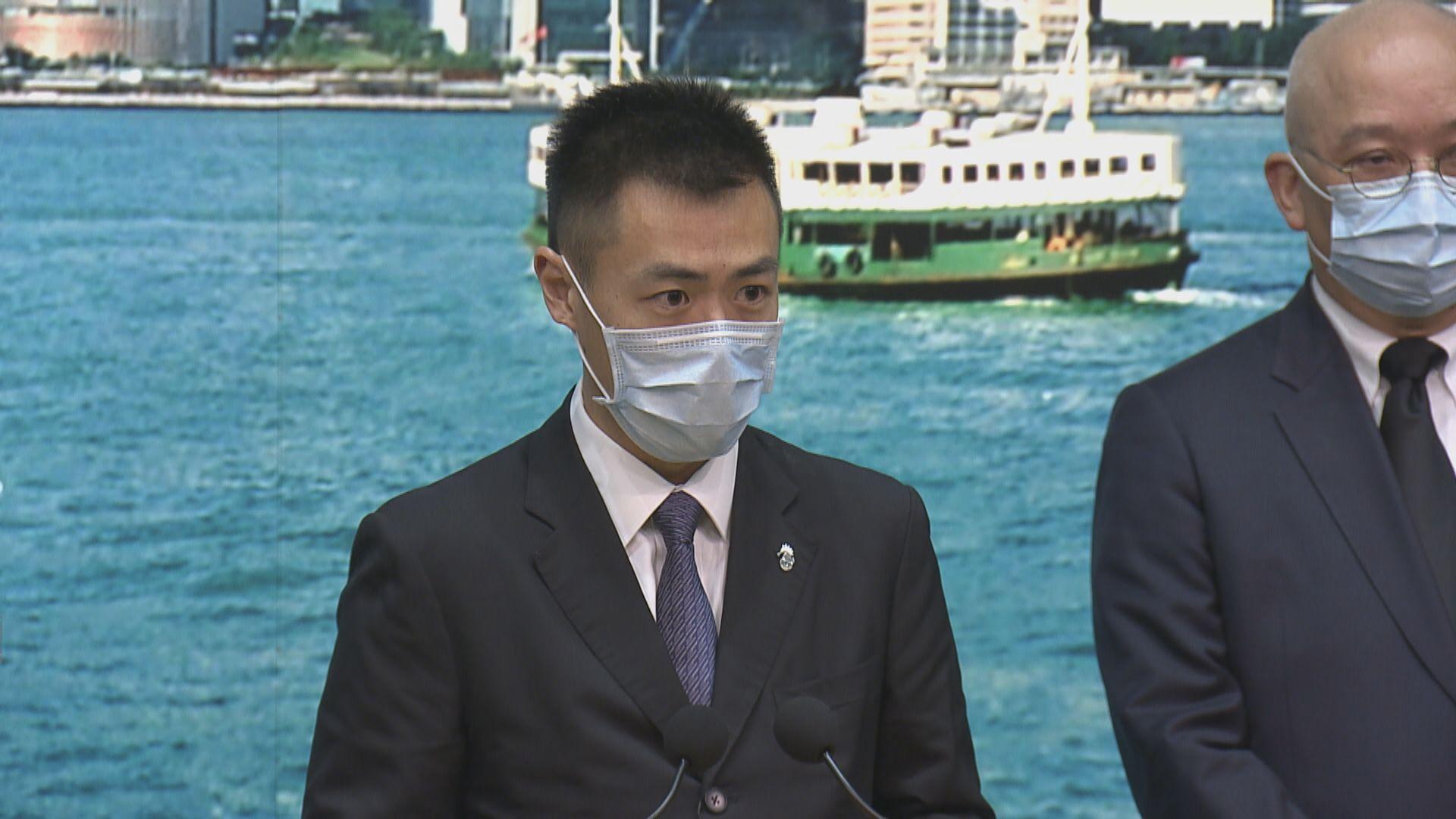 劉鳴煒:未來半年與政府跨部門檢視海洋公園定位
