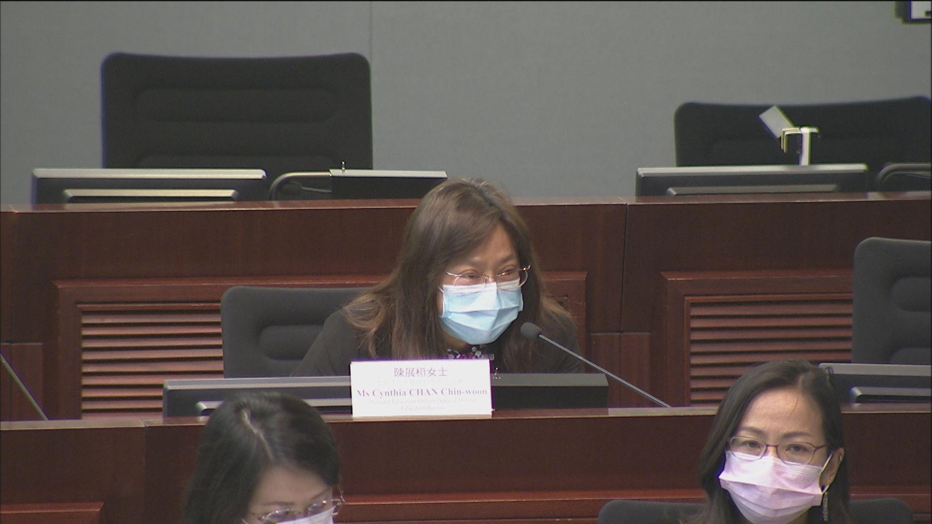 教育局:政府發放予文憑試考生口罩由物流署供應