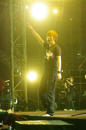 五月天諾亞方舟鳥巢演唱會第二天依舊塞滿歌迷!(圖/相信音樂)