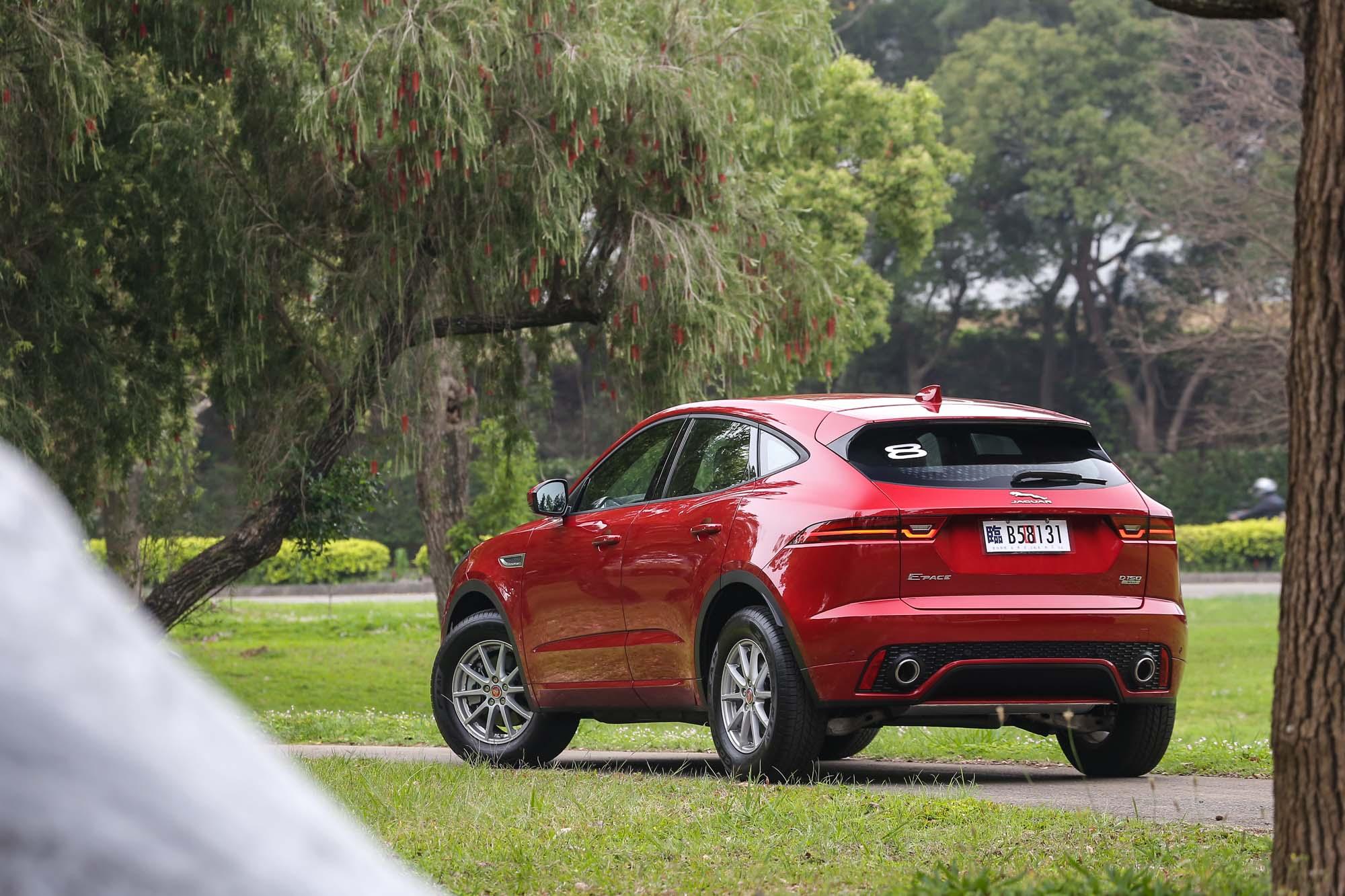 D150 R-Dynamic所屬的就是目前市場最熱鬧的一百至兩百萬SUV級距區間。