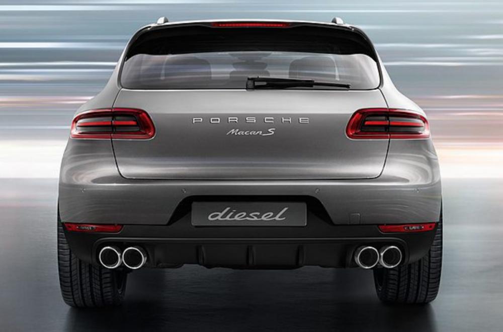 保時捷英國發言人表示,品牌最後兩款柴油車型 Macan S Diesel 和 Panamera 4S Diesel 已經停產。