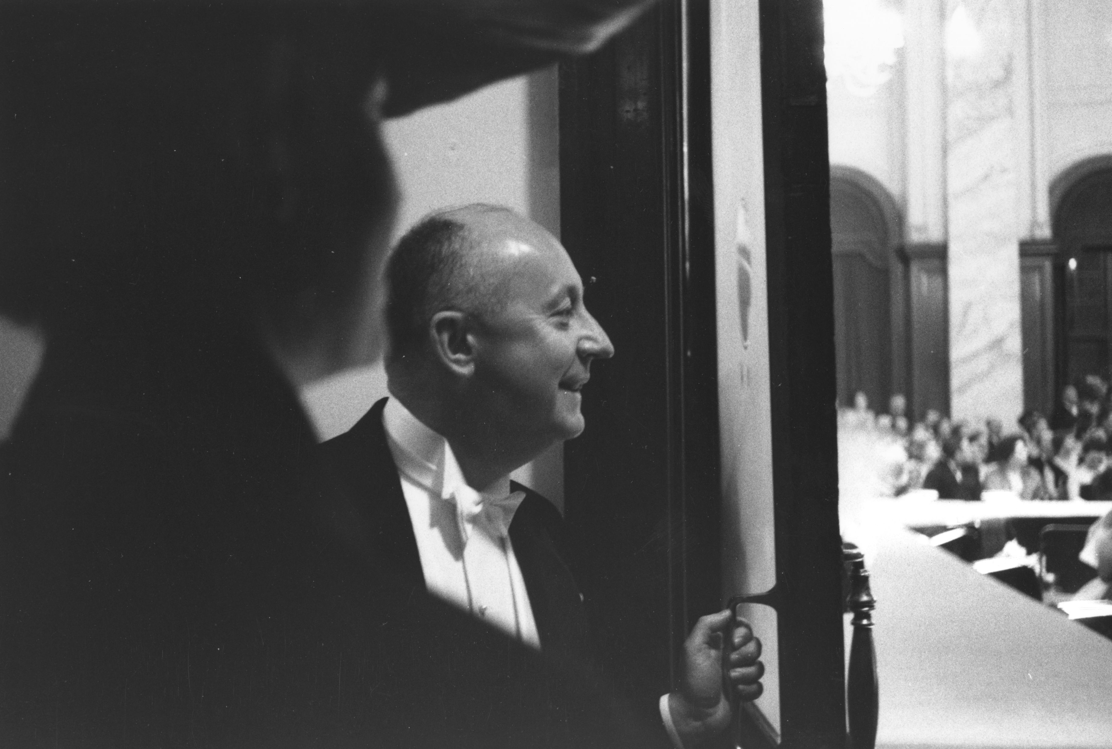 品牌創辦人Christian Dior。