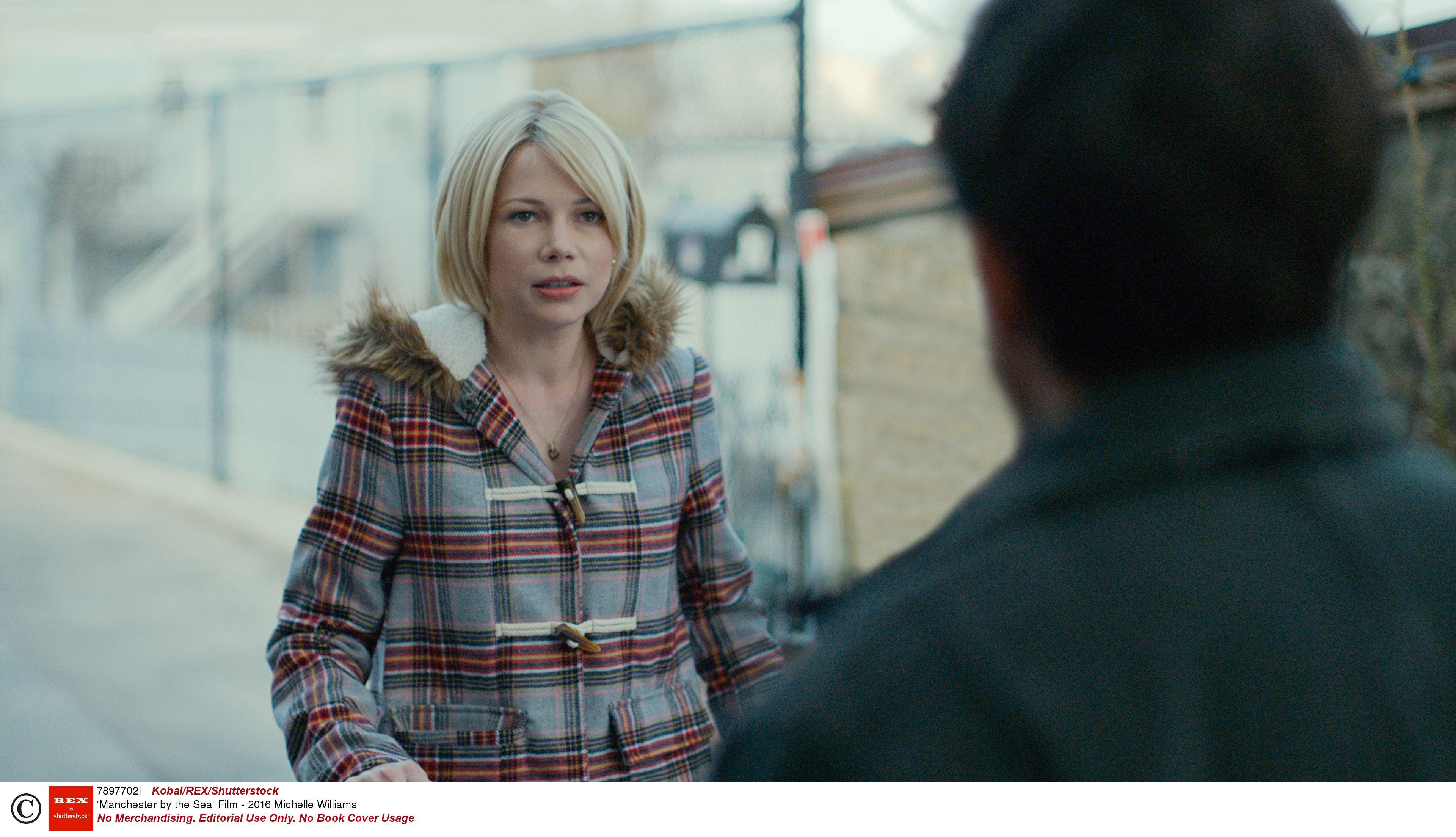 Michelle Williams在《海邊的曼徹斯特》與Casey Affleck有精彩的對手戲。