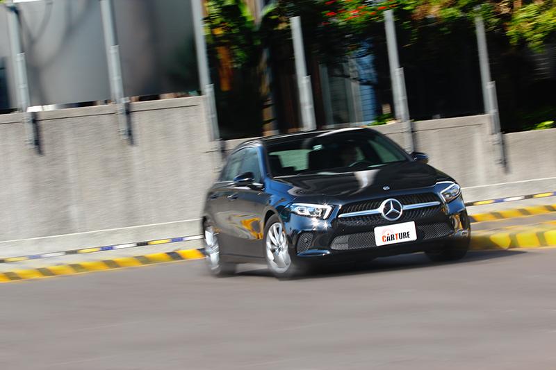 A250除加速更為飽滿外,行路質感與彈跳抑制都比A200出色。
