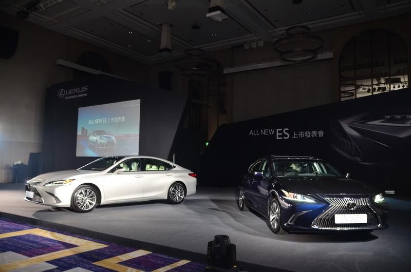 與前代車型相比,七代ES擁有更舒適的駕乘體驗及更寬大的車室空間
