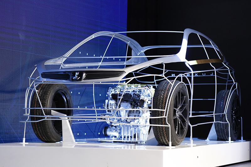 依然由華擎所開發,Luxgen全新世代動力單元已箭在弦上。