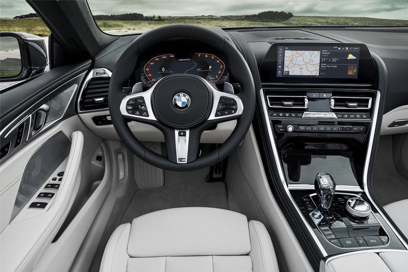 除了座艙奢華,10.25吋數位儀表,與iDrive 7.0系統也帶來科技與便利。