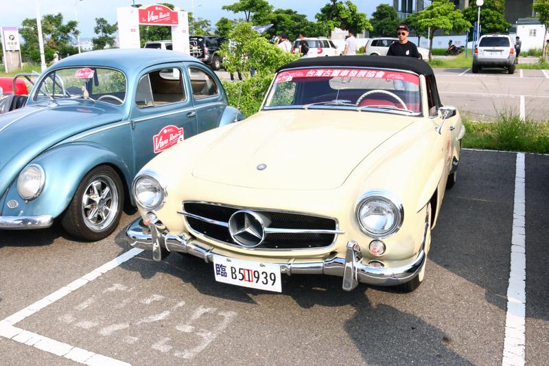 本次修正草案已將古董車專用牌等項目列入,對於台灣古董車合法上路將向前邁進了一步。