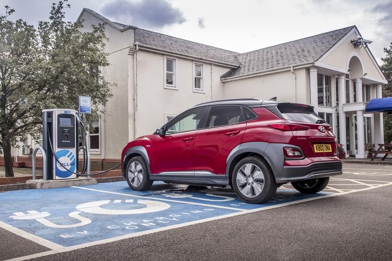 Kona EV不僅外型迎合消費者喜愛,40.3kgm扭力輸出與415公里續航力都是獲選因素。