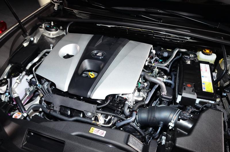 新的2.5升引擎,運用多項先進技術打造,並強化燃燒效率,大幅提升引擎的燃燒效率至38%