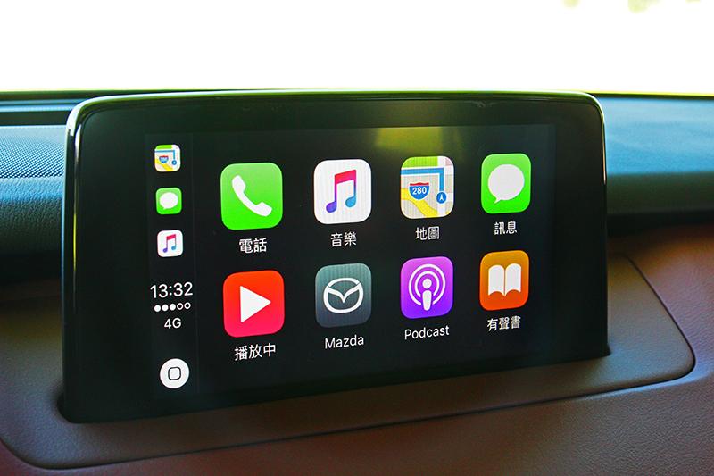 除了內鍵功能外,多數車款中控系統已可支援手機連接,功能豐富度大幅提升許多。